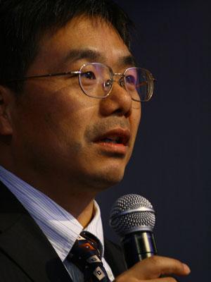 图文:北京大学管理案例研究中心副主任张建君