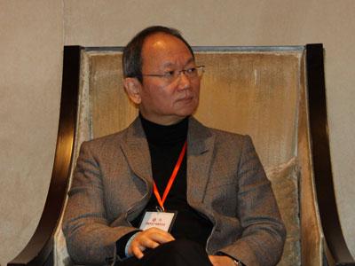 图文:海畅(法蓝瓷)集团总裁陈立恒