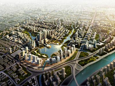 天津中心城区的投资新坐标——陈塘科技商务区图片