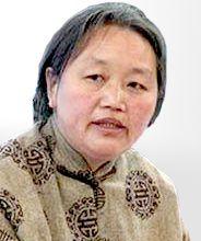 奇正集团公司董事长雷菊芳(资料图片)