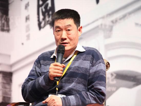 清华大学经济管理学院市场营销系教授李飞(图片来源:新浪财经 梁斌 摄)
