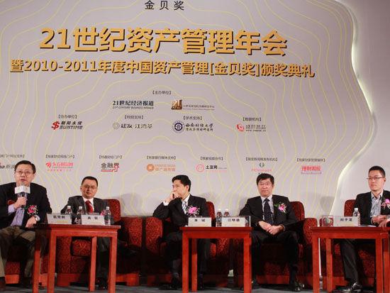 财富管理与私人银行的市场展望论坛
