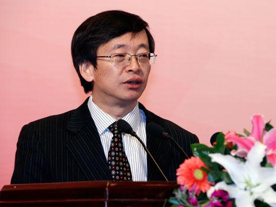 北京大学文化产业研究院副院长陈少峰(新浪财经 陈鑫 摄)