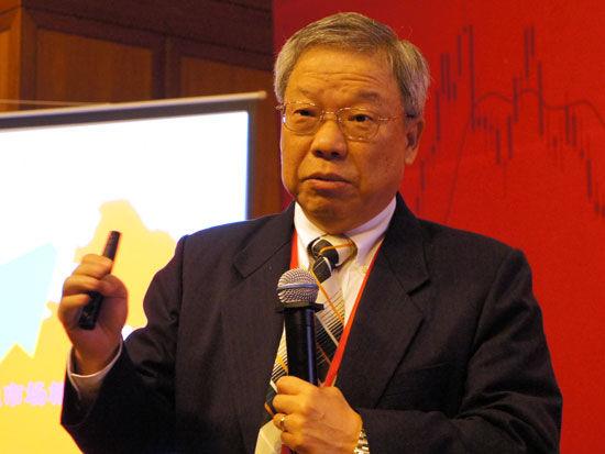 北京大学创新研究中心创始主任姜家齐(新浪财经 战瑞琬 摄)