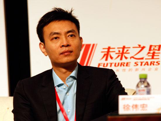 孩子王儿童用品(中国)有限公司董事总经理徐伟宏