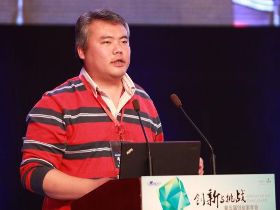 陈昊芝:移动互联网有很大创业空间