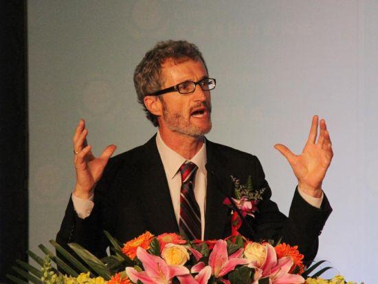 乔治・科尔:全球企业可持续的机遇与挑战