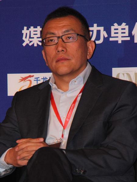 太极计算机股份有限公司副总裁许诗军 智慧城