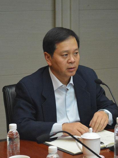 国投泰康信托有限公司总经理傅强