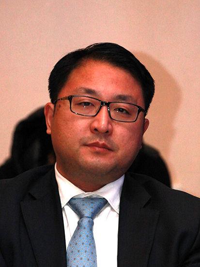 中国光大银行资产管理部总经理张旭阳