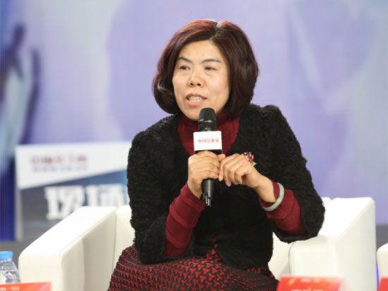 《中国企业家》杂志社社长何振红