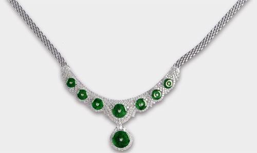 万�B说翡翠:东西方珠宝文化的差异有哪些(图)