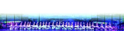 《丽江千古情》大型歌舞秀第一场《泸沽女儿国》剧照