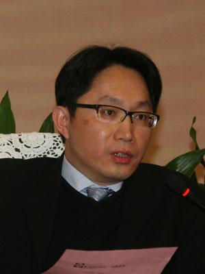 图文:台湾宝来证券投资信托公司总经理刘宗圣