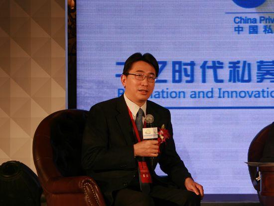 上海凯石投资管理有限公司总经理陈继武
