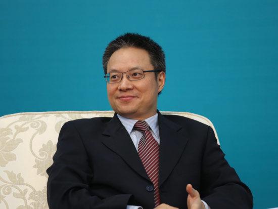 图为南方基金管理有限公司总经理杨小松。