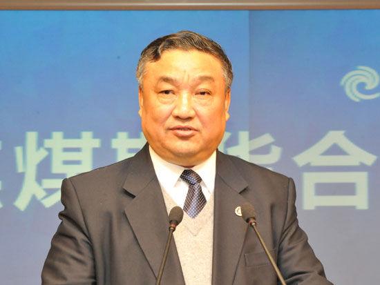 中国煤炭工业协会常务副会长姜智敏