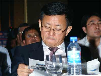 图文:国民经济研究所所长樊纲先生