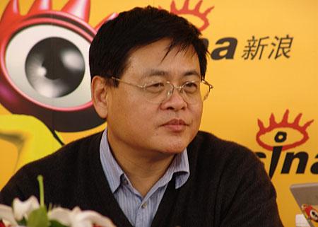 北京大学国际关系学院院长、中共中央党校国际战略研究所所长王缉思