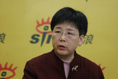 中国社会工作协会孤残儿童救助工作部任代理总干事吴建英