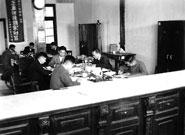1950年中国人保办公场景