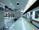 中铁承建的天安门地铁东站