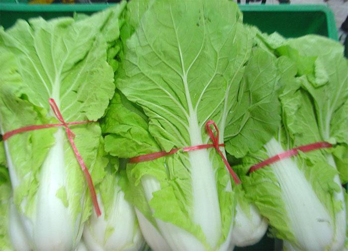 媒体曝菜贩喷甲醛储运白菜 市场不检这种保鲜剂
