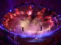 图片记录:代表团奔向奥运场馆