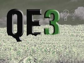 美联储启动QE3