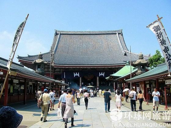 中国游客赴日热情下降 盘点受影响最大的景点