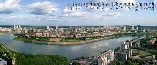[专访]内江市市委书记唐利民谈内江发展
