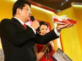 刘翔签名比赛鞋