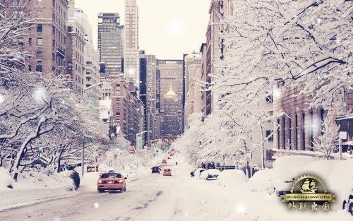 寒冬将至 大雪难阻哈德逊城市广场项目引爆纽约城
