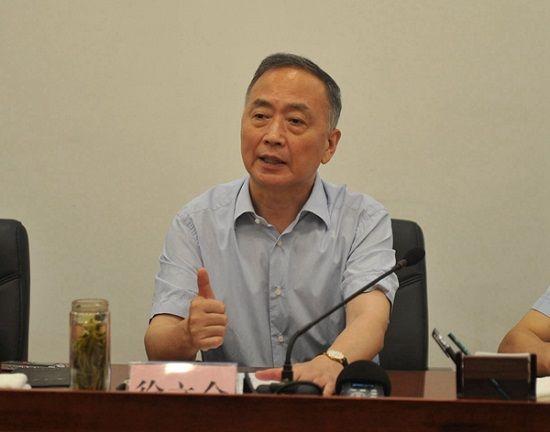 安徽省委领导徐立全到合肥中院调研司法改革工作
