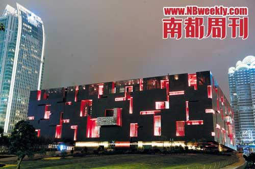 来广州品味现代建筑美学(组图)
