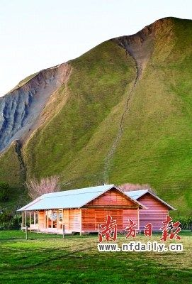 反季节旅游新乐趣 新西兰的归家之旅(组图)
