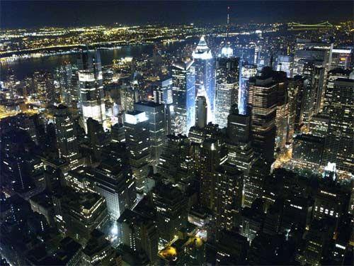 2010吸引4870万游客 纽约仍为美头号旅游城市