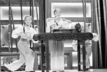 上海国际茶文化旅游节开幕(图)