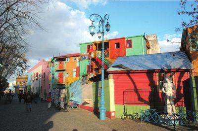 布宜诺斯艾利斯:展现拉丁之美(组图)