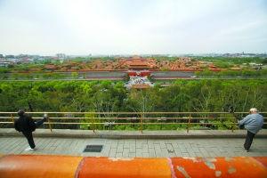北京规划委否认中轴线保护范围内不能有民居(图)
