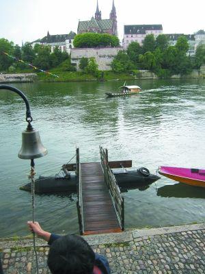 """瑞士""""泉城""""伯尔尼:喷泉就是接头暗号(图)"""