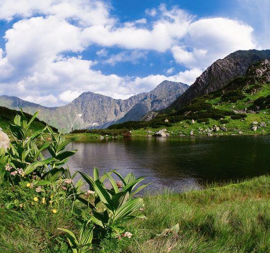 斯洛伐克之美:来自塔特拉山上的风(组图)