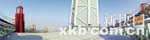 广州塔顶全球最高摩天轮9月1日迎客 票价130元