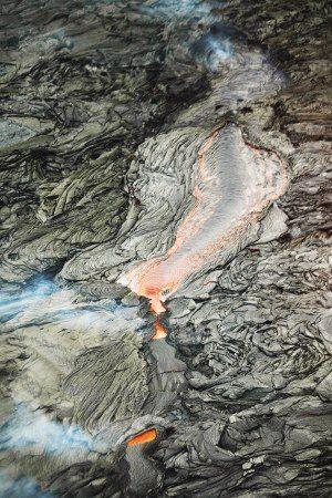 实拍夏威夷岛:浴火而生(图)