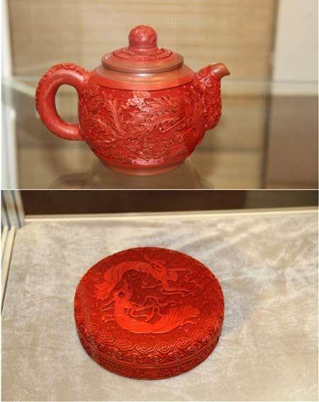 首届雕漆文化发展与保护宣传周在京开幕