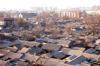 曹雪芹北京故居将复建 现状已破烂不堪(图)