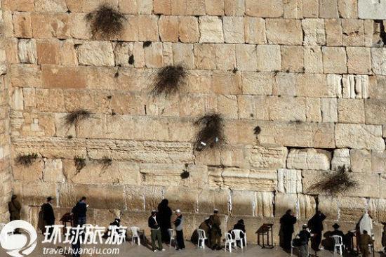 走进耶路撒冷:城墙里的世界(组图)