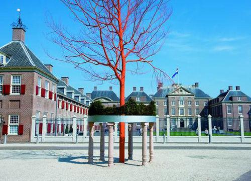 骑行在荷兰的美景中(组图)