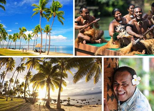 斐济:天堂洒落的珍珠(组图)
