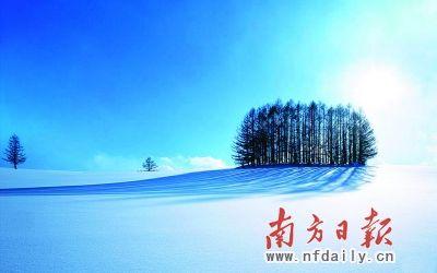 邂逅北海道粉雪 无以伦比的浪漫(图)